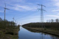 Clean energy stock photo