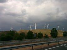 Clean energy Stock Image