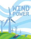 Clean Energy Power Royalty Free Stock Photo