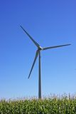 Clean Energy Wind Turbine Royalty Free Stock Image