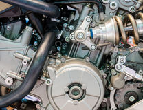 Clean engine Royalty Free Stock Images