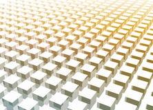 clean enkelt för abstrakt block för bakgrund 3d Royaltyfri Fotografi