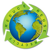 Clean environment Stock Photo