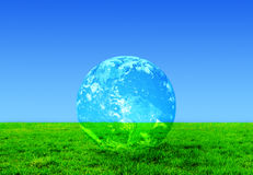 Clean environment transparent Royalty Free Stock Photography