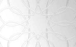Clean Glass Artistic Background White. Clean background for every presentation or pattern, high resolution, perfect detail work Royalty Free Stock Images
