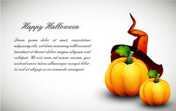 Clean Halloween Pumpkins Royalty Free Stock Images