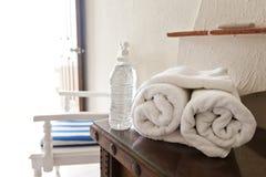 Clean Hospitality Stock Photo