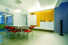 clean house simple Στοκ Εικόνα