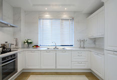 Clean kitchen Royalty Free Stock Photo