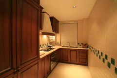 Clean kitchen. Eastphoto, tukuchina, Clean kitchen, Indoor Environment Stock Images