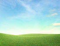 Clean landscape Stock Image