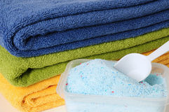 Clean Laundry. Royalty Free Stock Photography