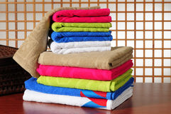 Clean Laundry. Royalty Free Stock Photos