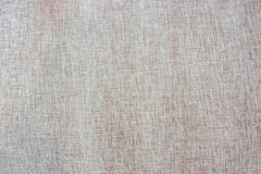 Clean light sackcloth texture Royalty Free Stock Image