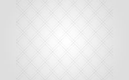 Clean Line Artistic Background White Royalty Free Stock Photo
