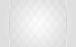 Clean Line Artistic Background White Stock Photography