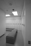 Clean locker room Royalty Free Stock Photo