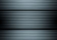 Clean metal template background Royalty Free Stock Images