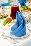 Clean Napkin Stock Photography