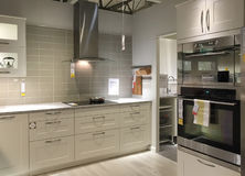 Modern Kitchen Background clean and neat modern kitchen editorial photography - image: 55692387