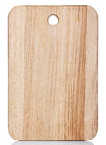 Clean oak cutting board Royalty Free Stock Photo