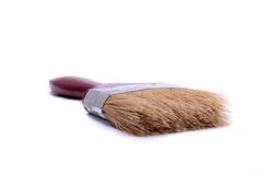 Clean Paint brush Royalty Free Stock Photos