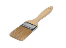 Clean paint brush Stock Images
