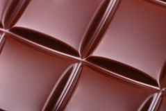 Clean Photo Of Dark Chocolate Bar Stock Images