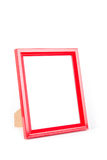 Clean photoframe. In white background Stock Photo