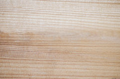 Clean pine wood background. Stock Image