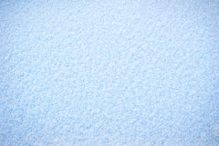 Clean plain cold white winter snow surface texture background Royalty Free Stock Images