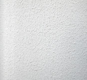 Clean plastered wall background texture Royalty Free Stock Photo