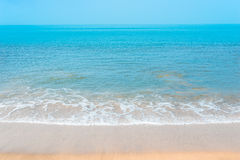 Clean sea water Stock Photos