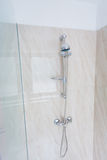 Clean shower Royalty Free Stock Photos