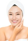 Clean skin Stock Photos