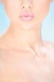 Clean skin woman Stock Photos