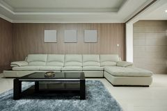 Comfortable sofas Stock Photography
