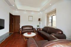 Comfortable sofas Stock Photos