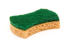 Clean sponge Royalty Free Stock Images