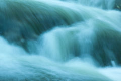 Clean spring creek close-up Royalty Free Stock Image