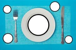 Clean table Stock Photos