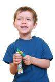Clean teeth Stock Image