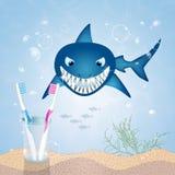 Clean teeth Royalty Free Stock Image