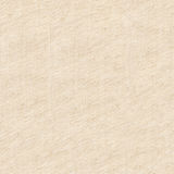 Ivory Linen Fabric Background Stock Photography