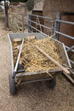 Clean and Tidy. Tools to keep a farmyard clean and tidy Royalty Free Stock Image