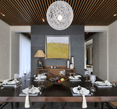 Clean and tidy home restaurant. Eastphoto, tukuchina, Clean and tidy home restaurant, Indoor Environment Stock Images