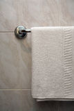Clean towel Stock Images