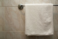 Clean towel Royalty Free Stock Image