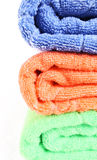 Clean towels Stock Image