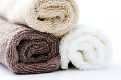 Clean towels Royalty Free Stock Photography